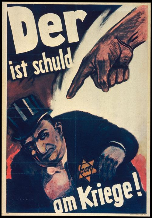 Stretch - Jewish Propaganda