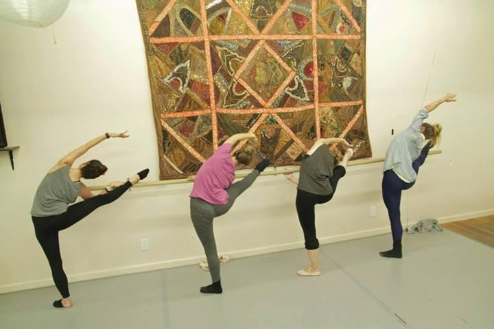 Stretch - Dance Class